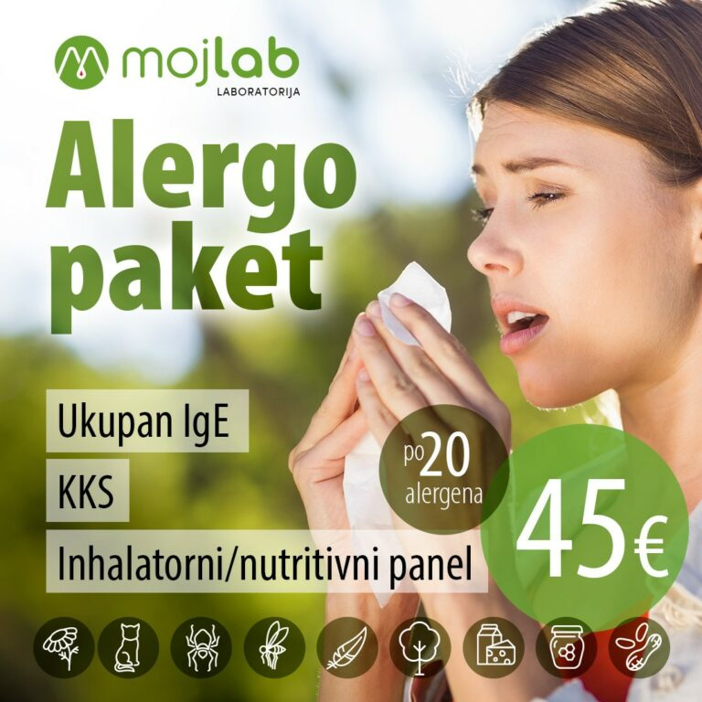 Muče Vas alergije?